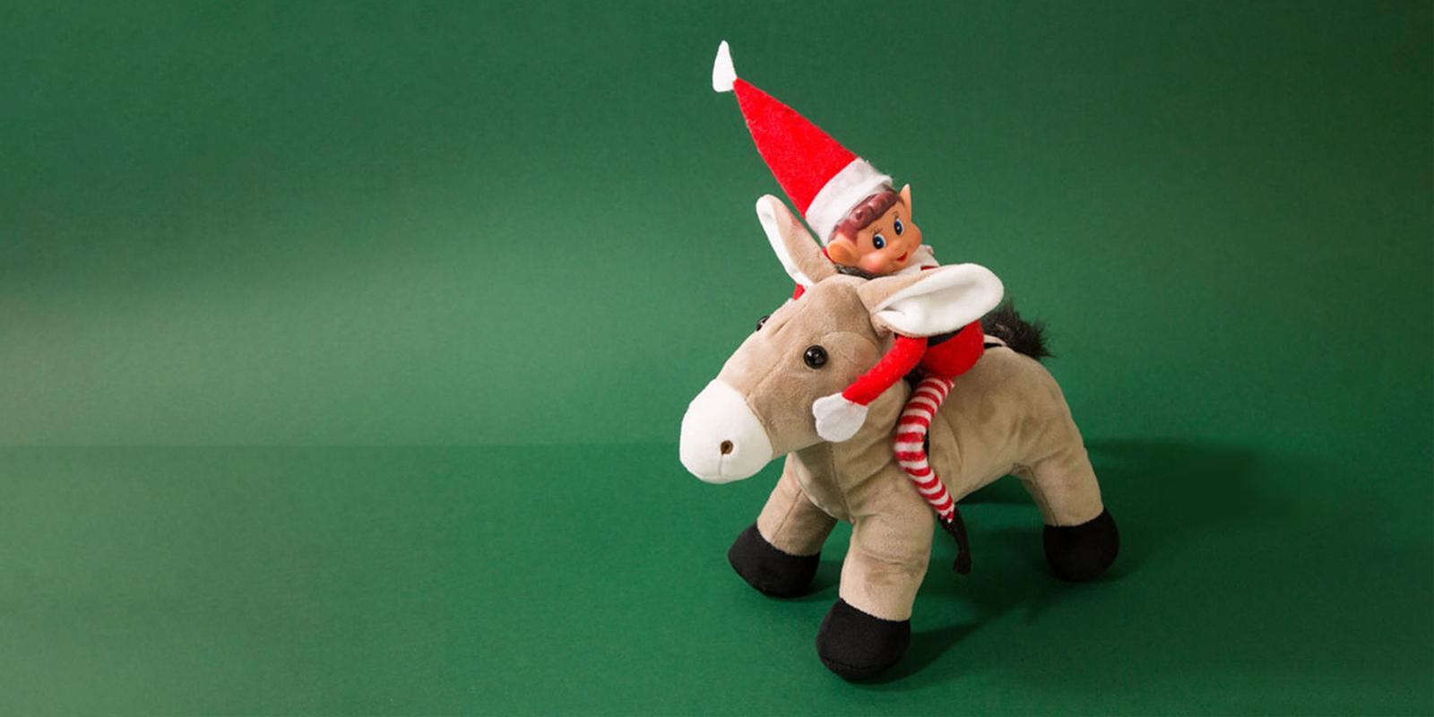 Naughty Elf Image
